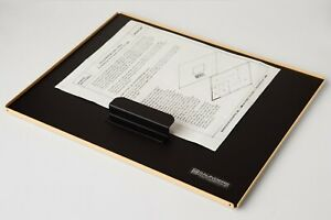 Saunders Color & B/W Proofing Easel for 4 4x5 On One 8x10 Sheet, Instructions
