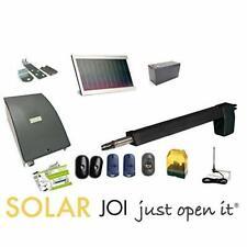 Kit solaire mono Automation Ducati Home HC812-400 idéal pour 1 portail