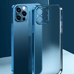 TPU Case Cover Rahmen Schutz Hülle für iPhone 13 Pro Max Phone