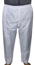 Islamic Sleep Wear Mens White Trousers Thoub Pants Serwal Salwar Shalwar  372
