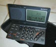 Sony icf-sw100  all-wave radio