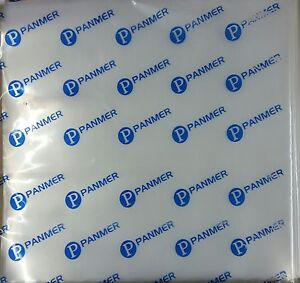 """10"""" Polythene Record Covers Sleeves 450gauge Pack of 25 High Grade"""