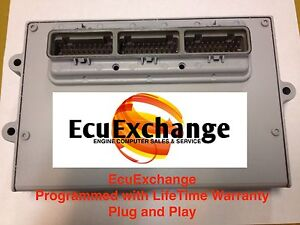 56044478 2004 JEEP WRANGLER 4.0 ENGINE COMPUTER PLUG & PLAY Programmed Warranty
