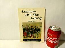 More details for american civil war infantry 1970 michael blake book ( better cover )