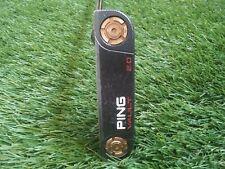 """Ping Vault 2.0 ZB Black 35"""" Putter Golf Club RH"""