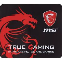 MSI GAMING MOUSE PAD MAT 31cm x 27cm DRAGON DESIGN Anti-Slip For PC Laptop
