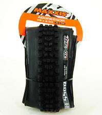 Maxxis Aggressor 29''x2.30 Folding 60tpi Dual Compound Tubeless Ready MTB Tire