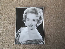 """Marion Ryan. 8 x 6 B/W Publicity Photo for BBC TV's """" Six - Five Special """" 1957."""