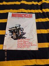MotorCyclist/Kreidler/Laverda GTL 750/Kawasaki KS125/Benelli Cross 125/KR250