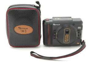 【N MINT in Case】FUJI TWING TW-3 DX WIDE & TELE Half Frame Film Camera From Japan