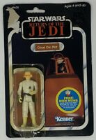 Star Wars ROTJ Cloud Car Pilot 1983 action figure
