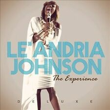 FREE US SHIP. on ANY 2 CDs! ~Used,VeryGood CD Le'Andria Johnson: Le'Andria Johns