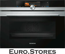 Siemens IQ700 CS658GRS6 Built In Steam Oven HomeConnect EcoClean Plus Genuine