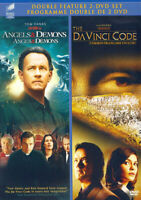 Angels and Demons / The Davinci Code (Double F New DVD