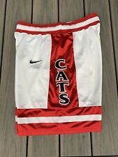Nike Arizona Wildcats Game Worn Used Team Issued Basketball Shorts Size 42