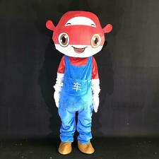Car Mascot Costume Cosplay Party Game Dress Outfit Advertising Halloween Adult
