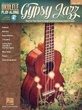 Ukulele Play-Along: Gypsy Jazz: Volume 39 by Hal Leonard Corporation (Mixed...