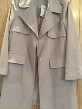 womens coat size 14 new TU with pockets unworn Long Sleeves Buttoned Winter