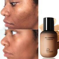Base Makeup Contour  Face Brightening Liquid Foundation Concealer Full Coverage