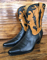 Womens Charlie 1 Horse By Lucchese Western Roper Boots Size 10 B