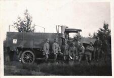 WW2 Militaria Deutschland Reichswehr LKW Trasporter Kennung Tafel Vorkrieg