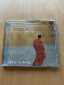 Buddhist Chants & Peace Music by Various, Buddhist Chan...   CD   condition good