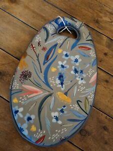 Brand New National Trust Burgon Ball Kneelo Garden Kneeler Pad Flowers Pattern