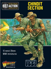 Warlord Games - 402212104 - Chindit Section Bolt Action WW2 Jungle Raiders