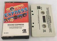 Various Artists ~ Sound Express ~ Cassette, Compilation, Ronco, Pop, US, 1980