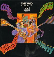 "THE WHO ""A QUICK ONE"" ORIG FR 1967 MONO VG+/M- RARE"