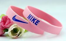 Nike Pink Elite Baller band bracelet wristband ❤SUPPORT BREAST CANCER AWARNESS❤