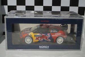 Norev Citroen C3 WRC Rally Monte Carlo 2019 1:18 scale 181645