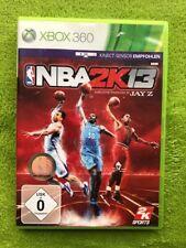 Xbox360-NBA 2k13