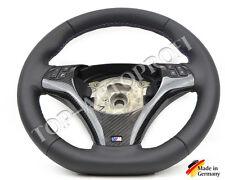 BMW e82 e88 M Performance spianate volante in pelle da subito si riferiscono NUOVO