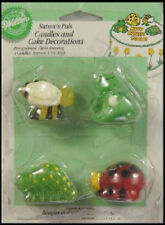 Nature's Pals Candles & Decorations from Wilton - NEW