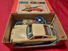 Porsche 912 ,911 F  Japan, Bandai, 60 iger Jahre neuwertiger Zustand. Ladenfund