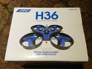 JJRC H36 2.4GHz 6-Axis Gyro 3D-Flip Drone Quadcopter Whoop