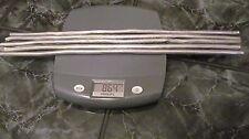 Tin Lead Solder Pos61 864 Gr Sn60 Pb40 5 Pc 173 Gr Bars