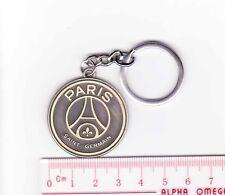 kiTki Paris Saint-Germain metal badge football soccer keychain key chain ring