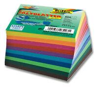 Faltblätter Origami 20x20 cm 500 Blatt 70g/m² in 10 kräftigen  Farben