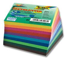 Faltblätter Origami 10x10 cm 500 Blatt 70g/m² in 10 kräftigen  Farben