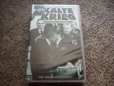 """VHS - Der kalte Krieg """"Feindbilder 1977-1981"""" Dieter Kronzucker"""