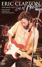 Eric Clapton: Live at Montreux, 1986, DVD, Nathan East, Phil Collins, Greg Phill