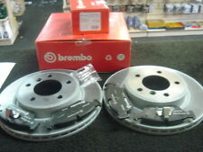 Bmw Z3 Z4 2.5 si 3.0 Delantera Freno De Disco Pastillas De Freno Brembo 300mm