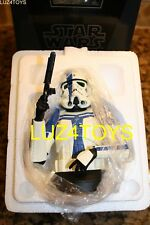 Star Wars Gentle Giant Stormtrooper Commander Exclusive Bust Limited 2,500 LAST1