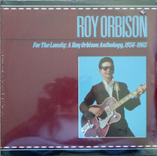 "ROY ORBISON ""For The Lonely - Anthology, 1956-1965"" 2xLP 1988 RHINO New! SEALED!"