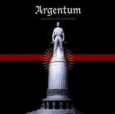 Argentum: cooperazione e amicizia: CD lim300 2012 STEMMA federale Blood Axis NEW