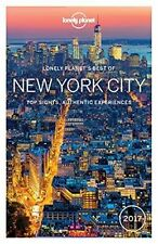 BEST OF NEW YORK CITY 2016 LONELY PLANET 9781786570147