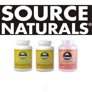 Source Naturals SYSTEMIC C all sizes - select option