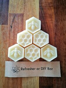 Refresher Bar for Beeswax Food Wraps-Premixed with Food Grade Ingredients